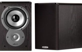 polk audio - best bookshelf speakers