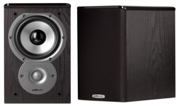 polk audio - Best Bookshelf Speakers - Best Budget Bookshelf Speakers - 11 Best Bookshelf Speakers Under $200