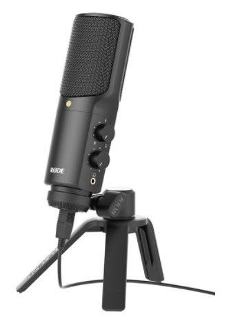 rode nt usb - best condenser microphones - Best Condenser Mics: 13 Best Condenser Microphones Under $200