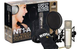 rode - best condenser microphone