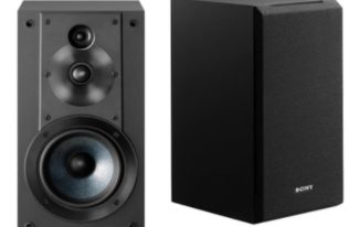 sony ssc5 - best bookshelf speakers