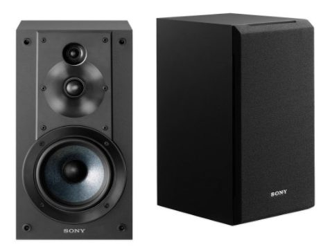 sony ssc5 - Best Bookshelf Speakers - Best Budget Bookshelf Speakers - 11 Best Bookshelf Speakers Under $200