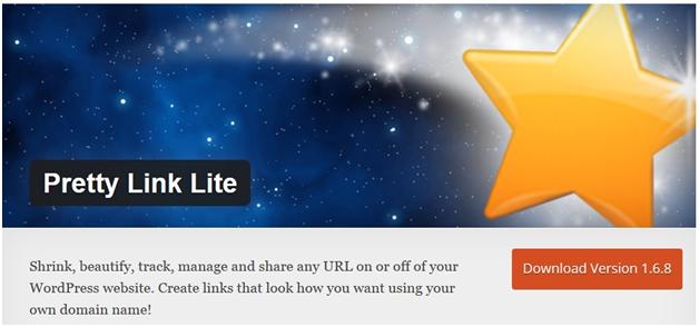 Pretty Link - Best WordPress Referral Program Plugins